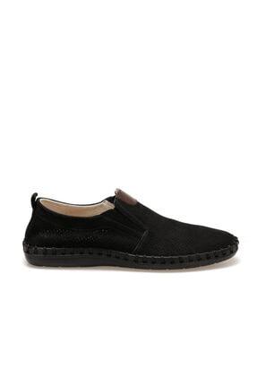 Flogart Erkek Siyah Klasik Ayakkabı 1