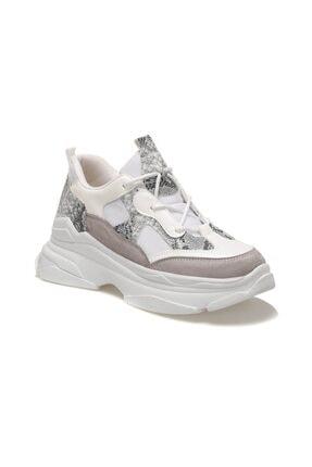 Butigo 19k-956 Beyaz Kadın Sneaker 0
