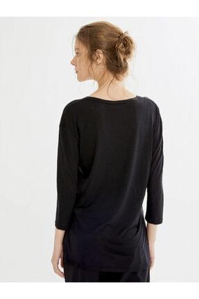 Xint Kadın Siyah Tişört 2