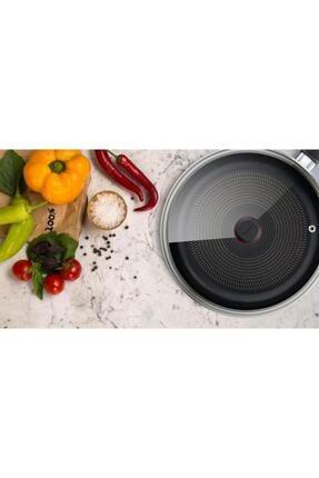 TEFAL Essential Frypans 20cm + 26cm Tava Seti Kırmızı 2