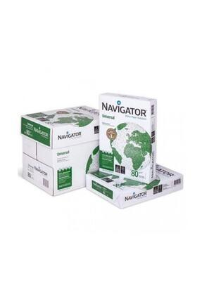 NAVİGATÖR Fotokopi Kağıdı 80 gr Beyaz A4 1 Paket 0