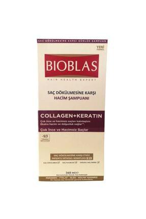 Bioblas Saç Dökülmesine Karşı Hacim Şampuan 360 ml 0
