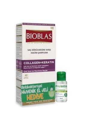 Bioblas Saç Dökülmesine Karşı Hacim Şampuan 360 ml 1