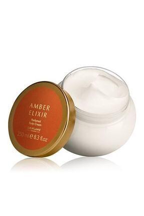 Oriflame Amber Elixir Parfümlü Vücut Kremi 250 ml 7895678697585 0