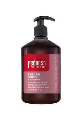 REDNESS Nourishing Shampoo (Güçlendirici Şampuan ) 500 ml 0