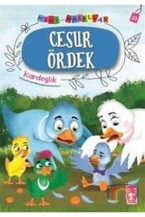 Timaş Çocuk Yayınları Cesur Ördek-mini Masallar 4-kardeşlik 0
