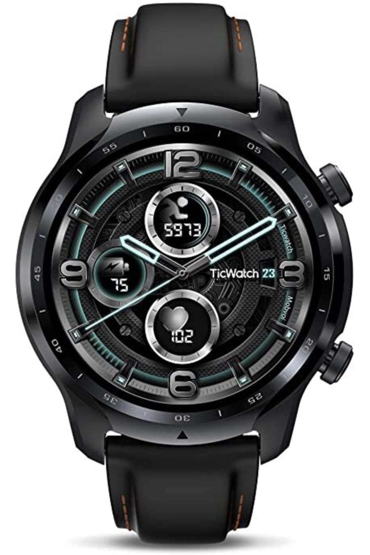 Ticwatch Pro 3 Gps Akıllı Saat,wearos ,snapdragon4100,çift Ekran,android Ios Nabızuykuspo2