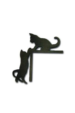 keskin ant bıçak Home Kedi Kapı Kenar Süsü 1