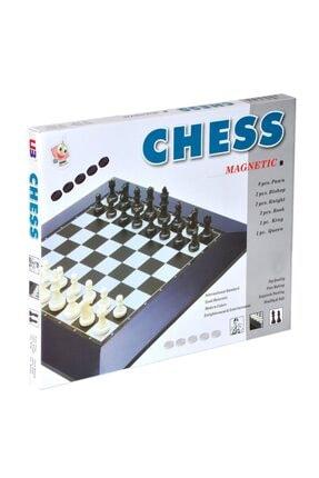Bircan Oyuncak 1804-b Kt. Satranç Takımı 0