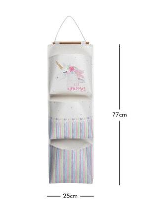 Ocean Home Unicorn 3 Katlı Kanguru// 25x77 2