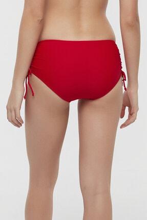 Penti Kırmızı Basic Yüksek Bel Ring Bikini Altı 2