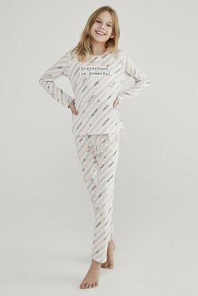 Penti Çok Renkli Teen Sısterhood 2li Pijama Takımı 1