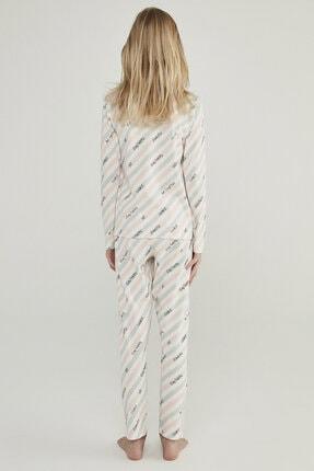 Penti Çok Renkli Teen Sısterhood 2li Pijama Takımı 4