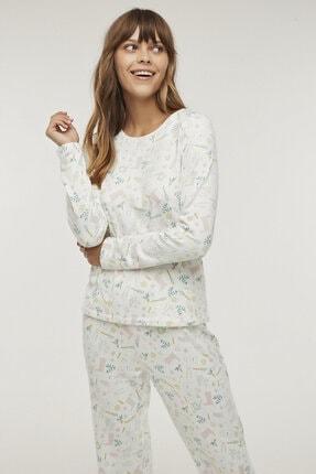 Penti Çok Renkli Gardener Termal Pijama Takımı 2