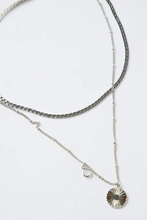 Penti Gümüş Mona Kolye 2
