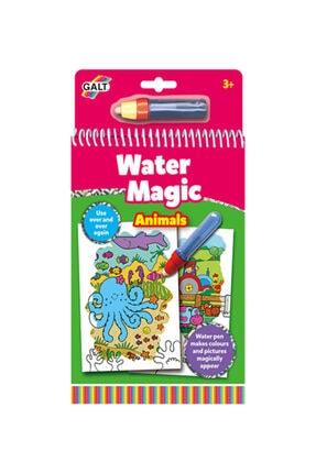 Eybi Kİds Galt Sihirli Boyama Kitabı Water Magic Animals 0