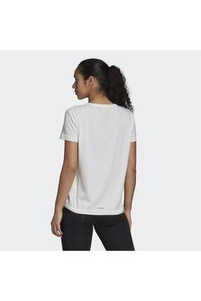 adidas Kadın Beyaz Tişört Gd4632 3
