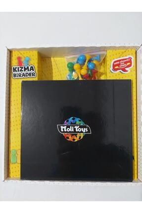 Moli Toys Kızma Birader Akıl Hafıza Mantık Beceri Eğitici Zeka Strateji Kutu Oyunu 1