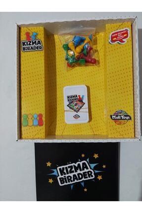 Moli Toys Kızma Birader Akıl Hafıza Mantık Beceri Eğitici Zeka Strateji Kutu Oyunu 2