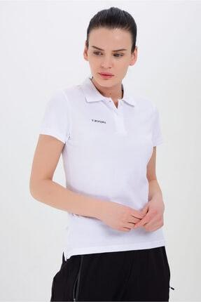 TRYON Kadın Pamuklu Polo T-shirt Verona 2