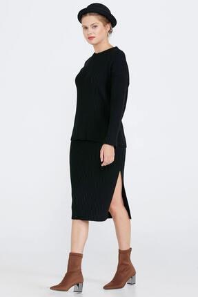 تصویر از ژاکت کش باف پشمی زنانه کد 21K2115-32285.001-R0001