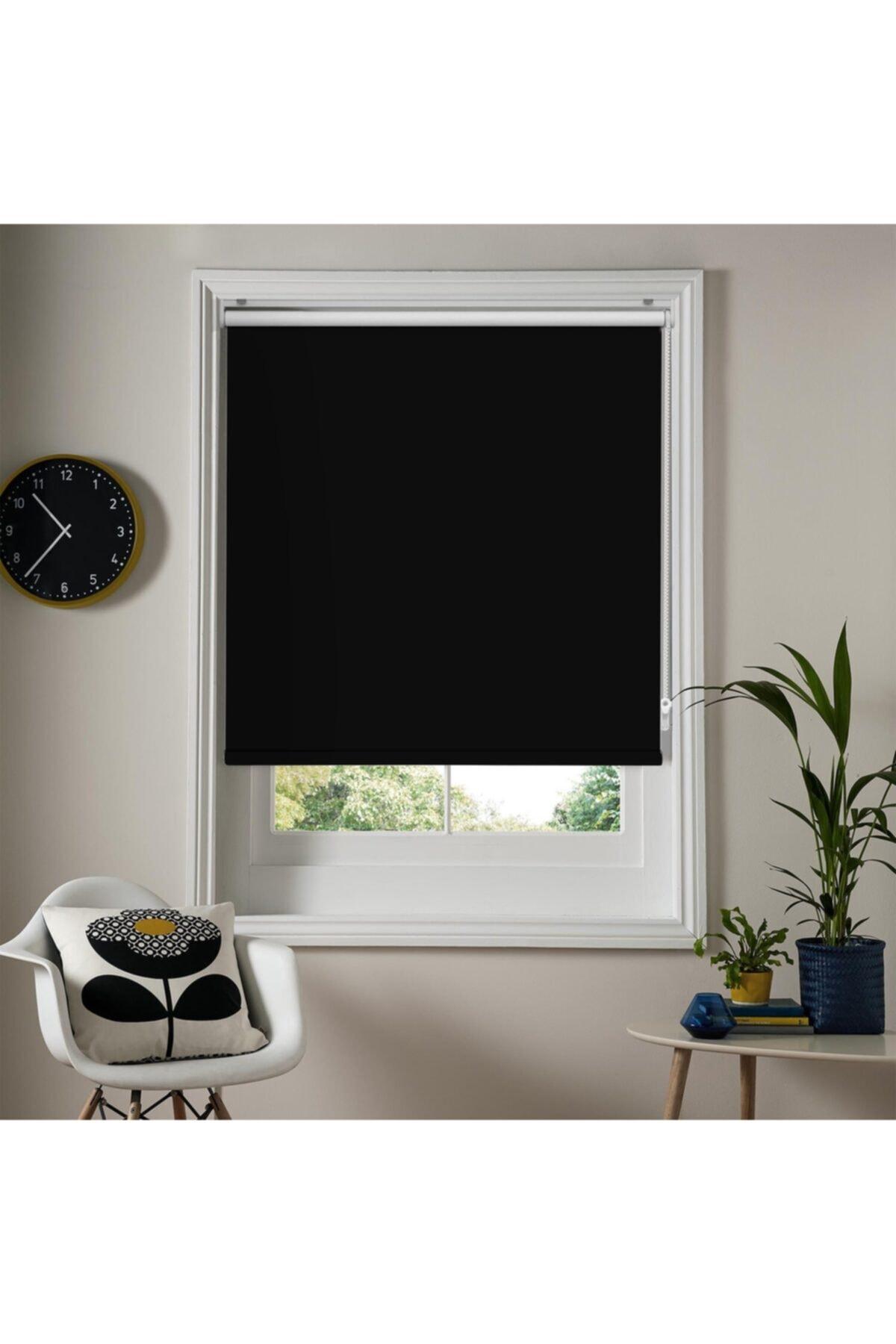 Siyah Blackout Karartma Stor Perde