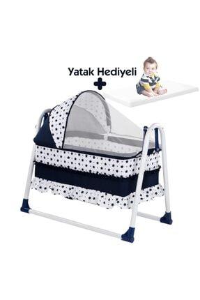 bebegen Elit Portatif Sallanır Bebek Beşik Laci 0