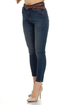 Desperado 482 Kb Cebi Zımba Taşlanmış Kemerli Pantolon 1