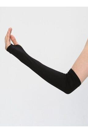 Ecardin Yakalık&kolluk Ikili Set- Siyah - 1