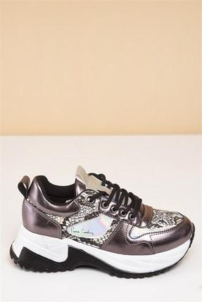 Pierre Cardin PC-30266 Platin Kadın Spor Ayakkabı 2