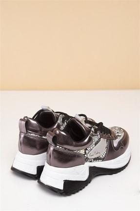 Pierre Cardin PC-30266 Platin Kadın Spor Ayakkabı 3