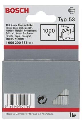 Bosch Zımba Teli Tip 53 11,4*0,74*10 Mm 1