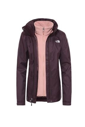 The North Face Triclimate Jacket Kadın Bordo (Nf00cg56us81tf14) 0
