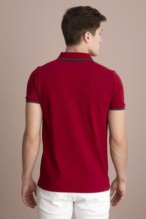 Tena Moda Erkek M.kırmızı Polo Yaka Tişört 4
