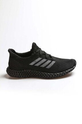 Fast Step Siyah Erkek Sneaker Ayakkabı 930mafs4 1