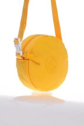Smart Bags Smb6001-0025 Sarı Kadın Minik Çapraz Çanta 1
