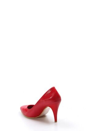 Fast Step Kırmızı Rugan Kadın Stiletto Ayakkabı 629za039-087 1