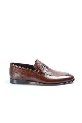 Fast Step Hakiki Deri Kösele Taba Erkek Klasik Ayakkabı 932ma301 0