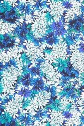 Efor G 1388 Slim Fit Mavi-beyaz Spor Gömlek 3