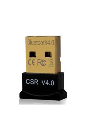 Streak Bluetooth 4.0 Adaptör Dongle Receiver Alıcısı Usb Tak Çalıştır 0