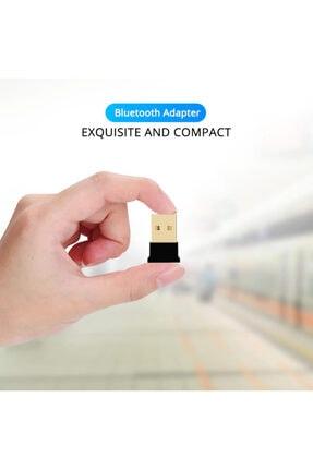 Streak Bluetooth 4.0 Adaptör Dongle Receiver Alıcısı Usb Tak Çalıştır 3