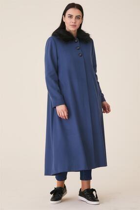 Doque Kadın Mavi Kaban Do-a9-57017-09 1