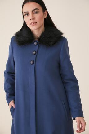 Doque Kadın Mavi Kaban Do-a9-57017-09 2