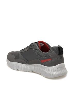 Kinetix DARIAN PU Gri Erkek Comfort Ayakkabı 100535546 2