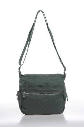 Smart Bags Smbk1056-0005 Haki Kadın Çapraz Çanta 0