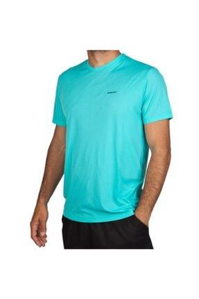 Exuma 141247 Erkek Açık Mavi Tişört 0