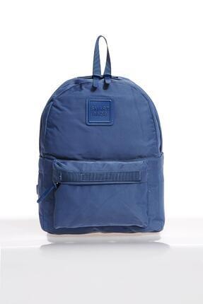 Smart Bags Smb6003-0050 Buz Mavisi Kadın Sırt Çantası 0