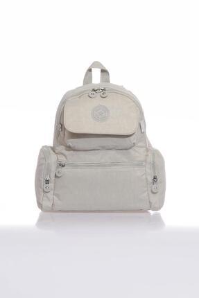 Smart Bags Smb3077-0083 Ice Gri Kadın Sırt Çantası 0