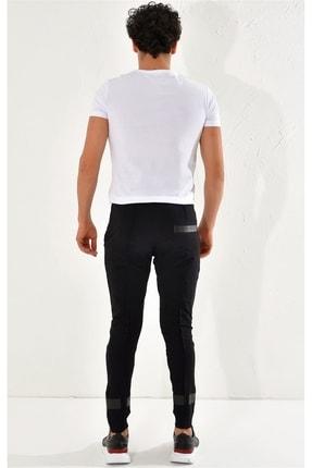 Efor Atp 014 Slim Fit Siyah Spor Pantolon 2