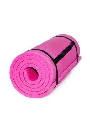 Cosfer 16 Mm Pembe Pilates Ve Yoga Minderi 0